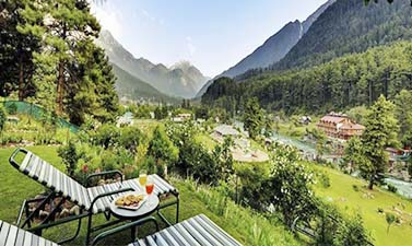 Magical Kashmir Tours Package