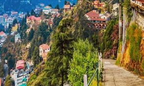 Trip to Rishikesh and Mussoorie